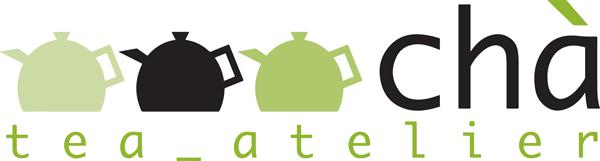 logo chà tea atelier milano